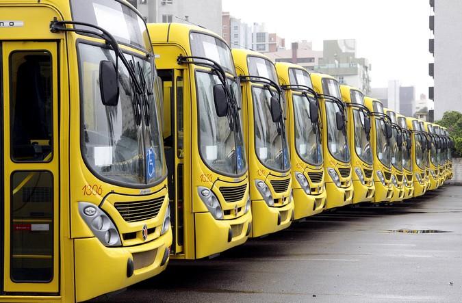 Vendas de ônibus recuam 31% no primeiro bimestre