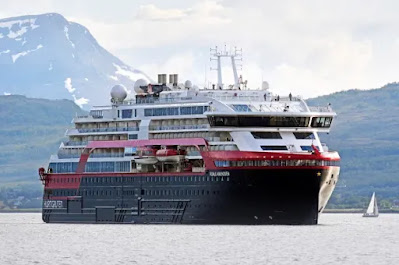36 cruise crew members test positive for COVID-19 after sailing with hundreds of tourists
