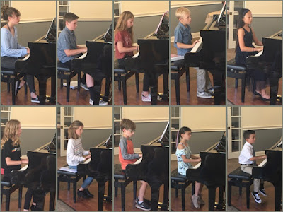 LadyD Piano Recital