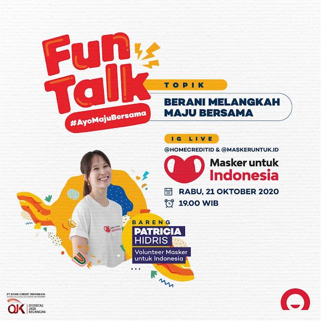 Fun Talk Homecredit Indonesia