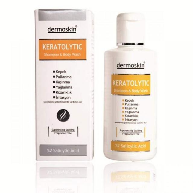 4 loại dầu gội trị vảy nến da đầu hiệu quả nhất hiện nay
