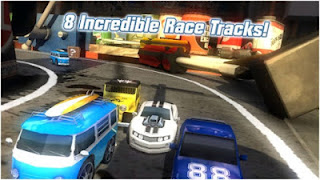 Table Top Racing Mod v1.0.41 Unlimited Money 2017