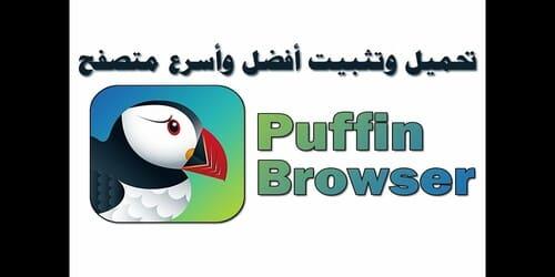 تحميل برنامج  متصفح بوفين للكمبيوتر puffin