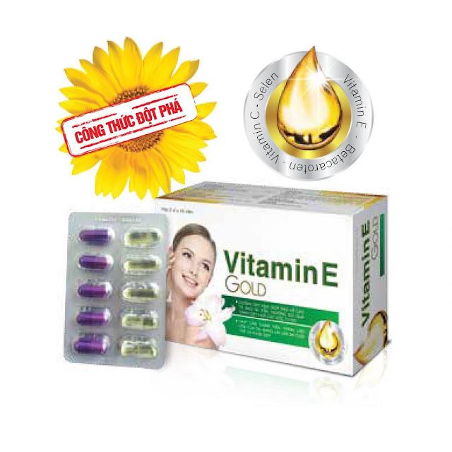Vitamin E Gold
