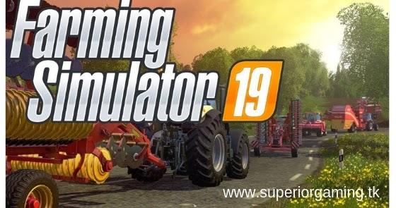 Download Farming Simulator 19 2019 Full Game Free