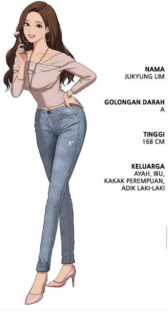 Jukyung Secret of Angel webtoon