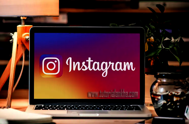 Cara memposting gambar di Instagram menggunakan PC/laptop