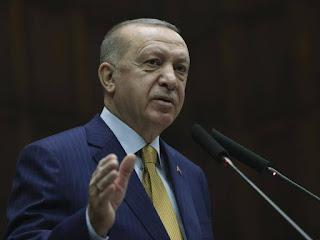 """"""" أردوغان """" يريد تطبيع العلاقات مع إسرائيل في الوقت الذي يهاجم فيه العلاقات الإماراتية والبحرينية والسودانية والمغربية مع إسرائيل!!"""