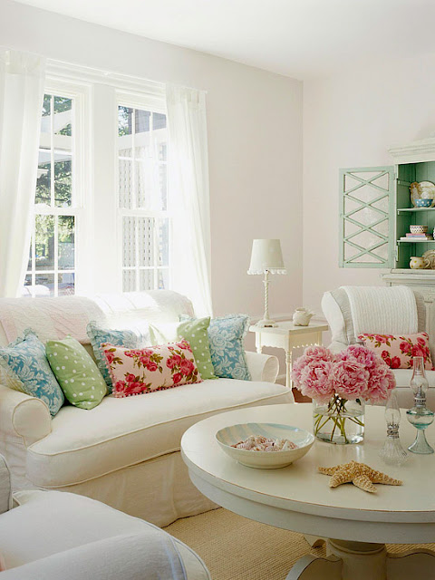 13 ideias para combinar almofadas na sala jeito de for Stile architettonico nantucket