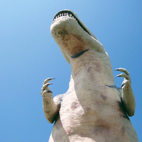 Cabazon Dinosaurs California