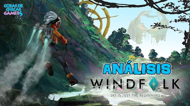 Análisis de Windfolk en PlayStation 4 Esex
