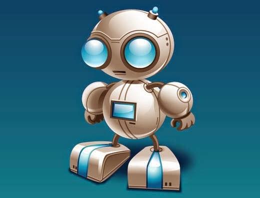 Create a Cute Robot Using Adobe Illustrator