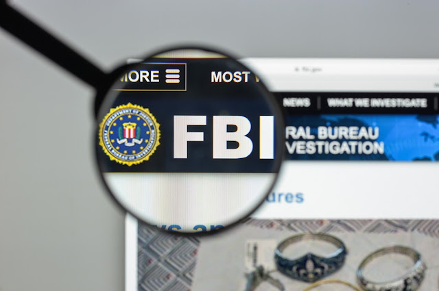hackers leak personal data of fbi agent