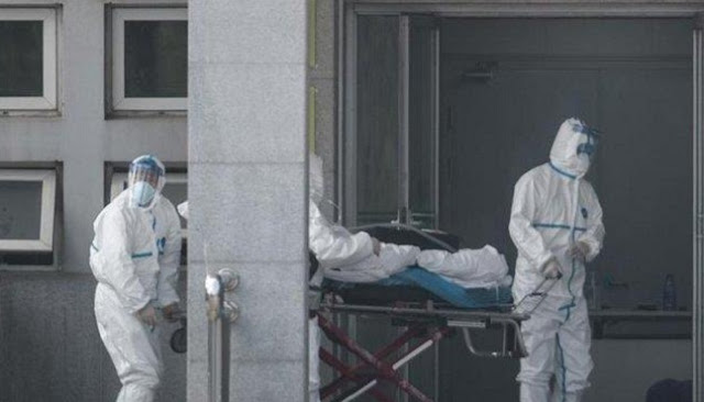 Rumah Sakit Rujukan COVID-19 di Jabar Sekitar 44 persen Terisi