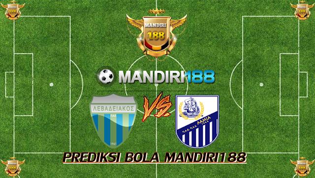 AGEN BOLA - Prediksi Levadiakos vs PAS Lamia 1964 7 November 2017