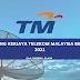 Peluang kerjaya di Telekom Malaysia dibuka sekarang. Lihat cara permohonan di sini