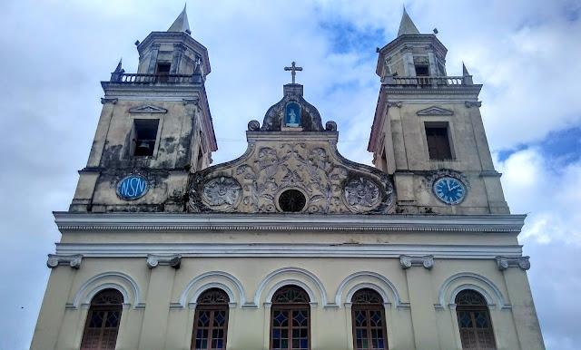 Catedral Basílica Nossa Senhora das Neves, em João Pessoa.