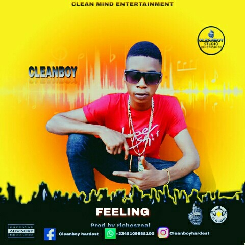 Download Music Mp3: Cleanboy- Feeling