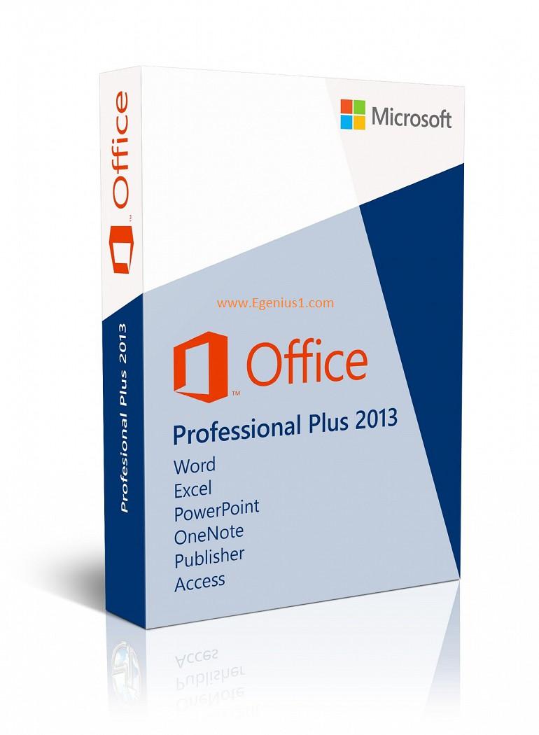 Order Office Professional Plus 2013