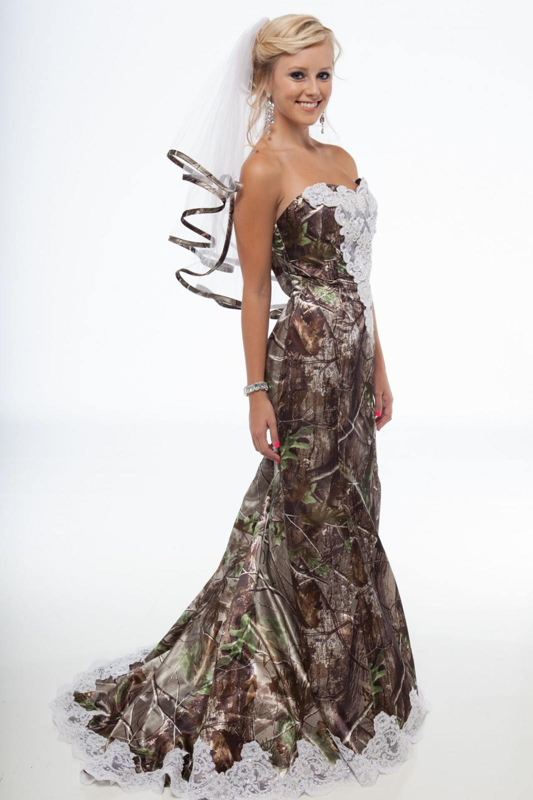 Cheap Camo Wedding Dresses Wedding Dresses Cold Climates