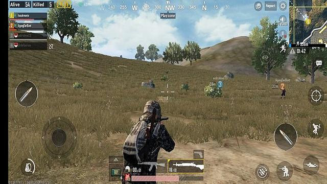 How to Shoot in Pubg Mobile