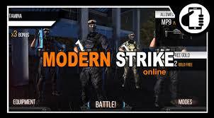 Modern Strike Online Apk v1.141 Mod (Unlimited Ammo)