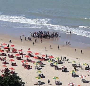 Novo ataque de tubarão é registrado em praia de Pernambuco