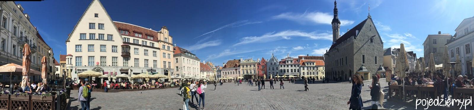Stare miasto Tallin