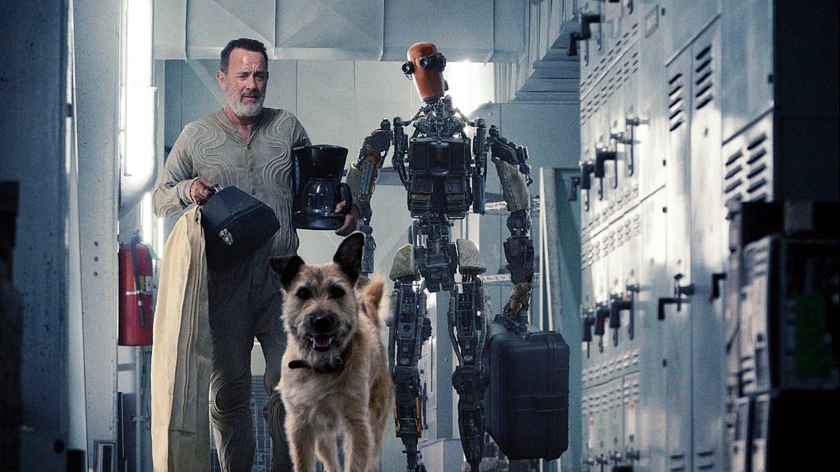Tom Hanks é amigo de um robô no primeiro trailer de 'Finch', novo filme da Apple+