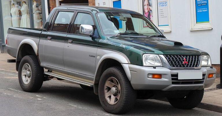 شاحنة ميتسوبيشي Mitsubishi Triton
