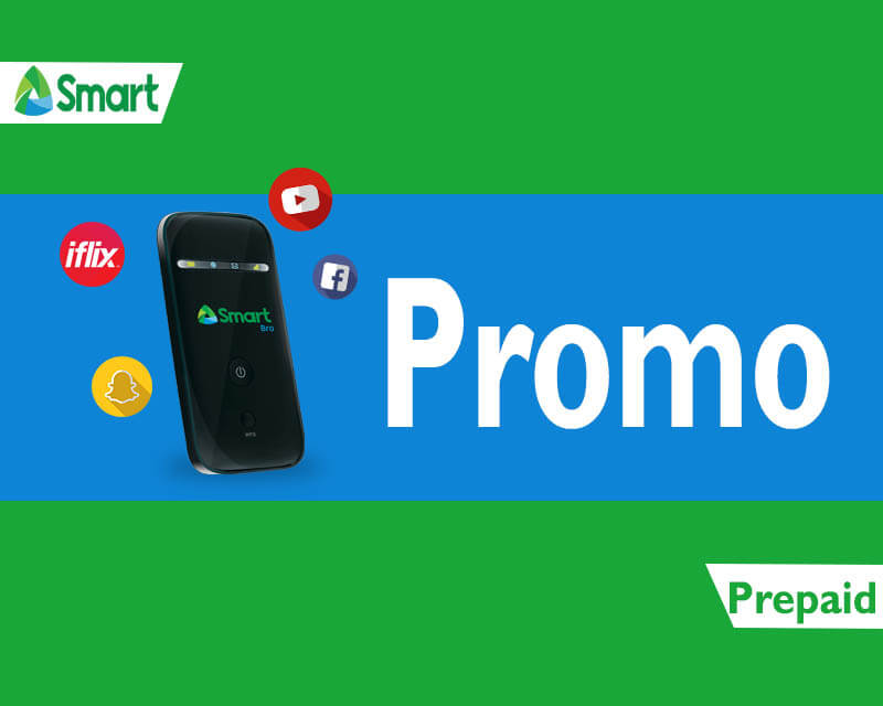 Smart Bro Pocket WiFi Load Promo – 1 Day, 1 Week up to 1