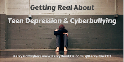 Getting Real About the Teen Depression-Cyberbullying Connection