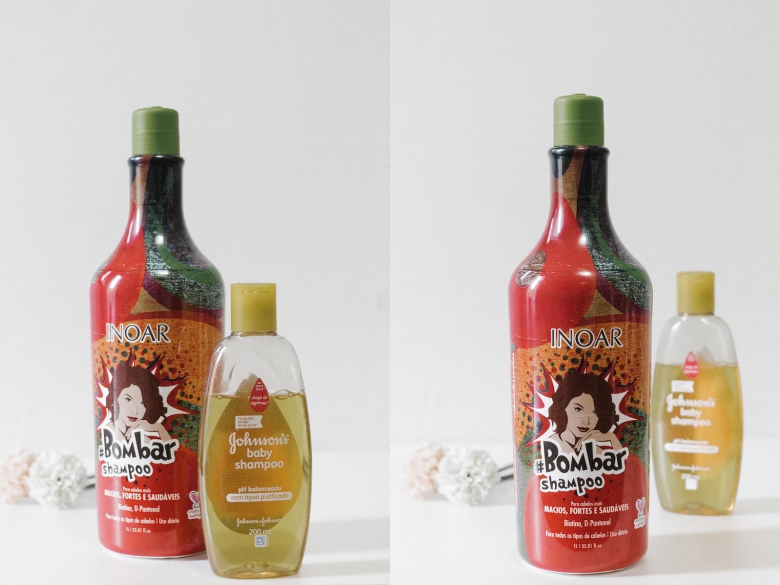 coffee & flowers blog / low poo: meus produtos liberados
