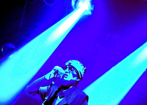 Alan Vega Suicide NYC electro live concert paris