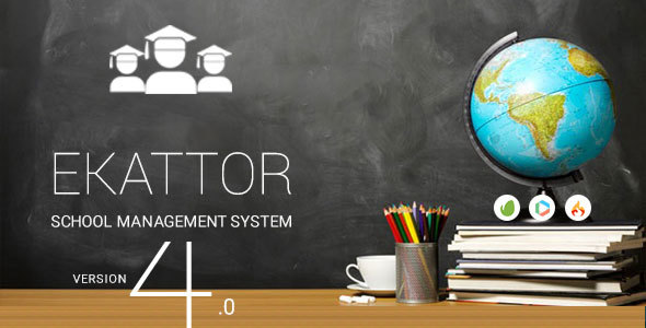 Ekattor School Management System Pro v4.0 - CodeCanyon