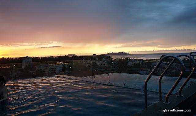 Hotel Review Kota Kinabalu Chaya Hotel Tanjung Aru