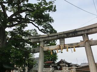 檪谷七野神社