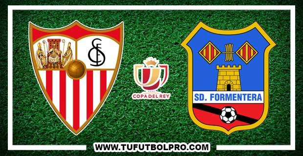 Ver Sevilla vs Formentera EN VIVO Por Internet Hoy 21 de Diciembre 2016