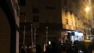 Vía Crucis de Jesus Despojado de Cádiz. 07 de Marzo del 2020