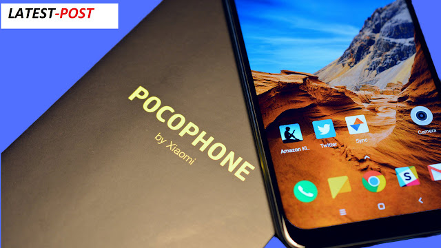 Xiaomi Poco F1 hands-on, early Introductions: A Smartphone with leader Desire