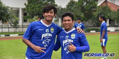 Indra Mustafa Jadi Pemain Baru Ketiga Persib 2018