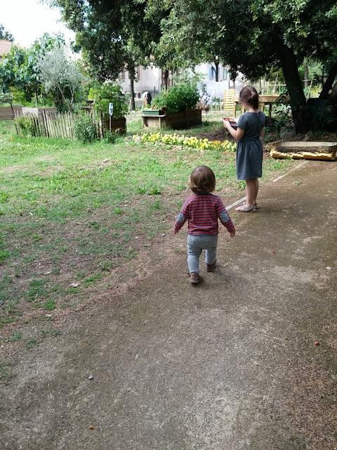 Le parc de Bagatelle à Montpellier