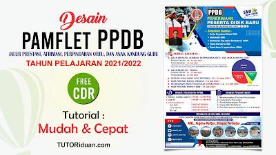 Template Pamflet PPDB 2021 CDR