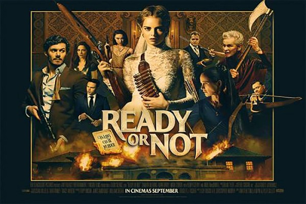 Download Ready or Not Full Movie 2019 Sub Indo HD ...