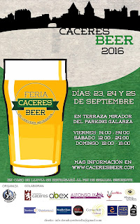 Caceres Beer 2016