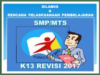 Download RPP & Silabus (B. Inggris) K13 Revisi 2017 Kelas VII SMP/MTs