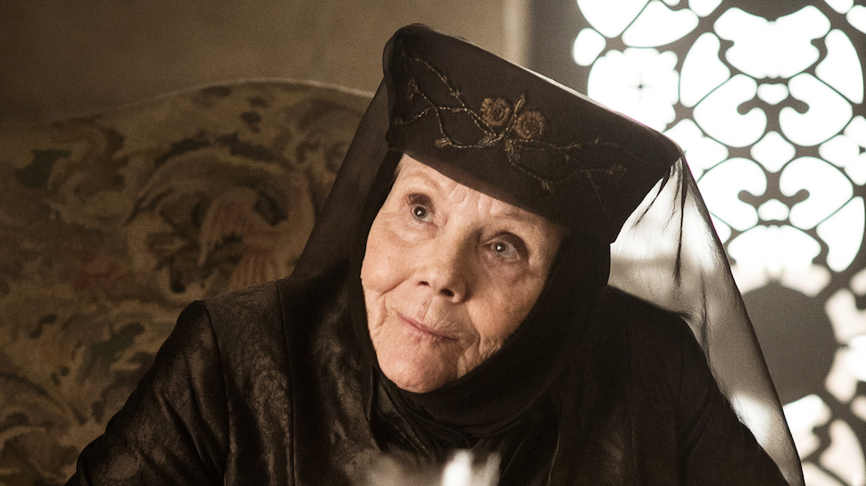 Lady Olenna muere