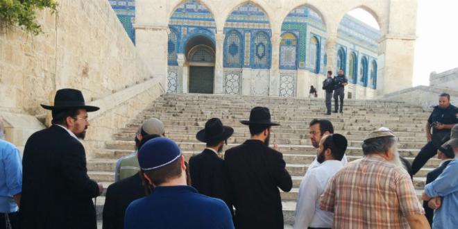 Jew Detector: BREAKING: Major Prophetic Development In Jerusalem