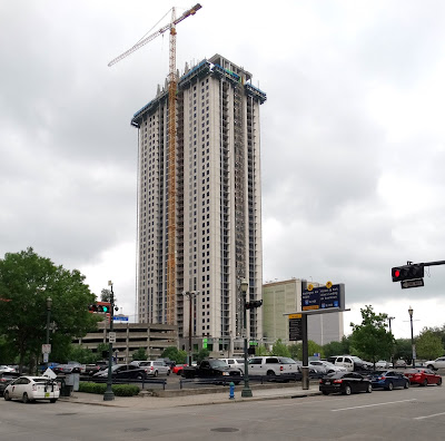 320 Milam - Market Square Tower as of April 2016