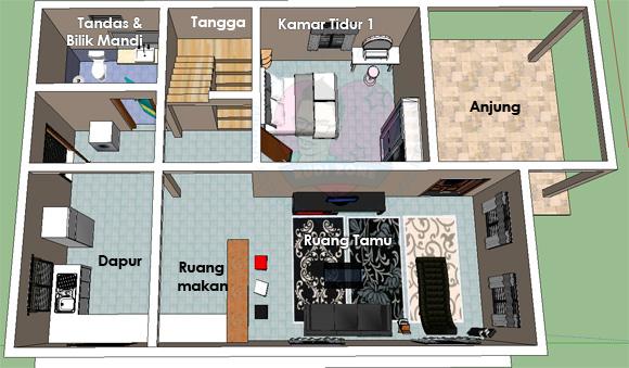 Rudi Zone Design Rumah Idaman Ku
